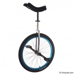"24"" Nimbus II Unicycle - Blue Learner"