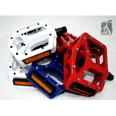 DX Aluminium Pedals - New colors Pedals