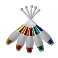 VEGAS 225gr COLOUR DECO - WHITE TAPE & ENDS Props Juggling & Spinning